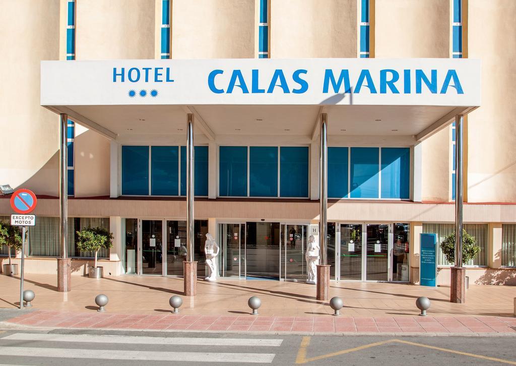 Отель в Бенидорме Calas Marina