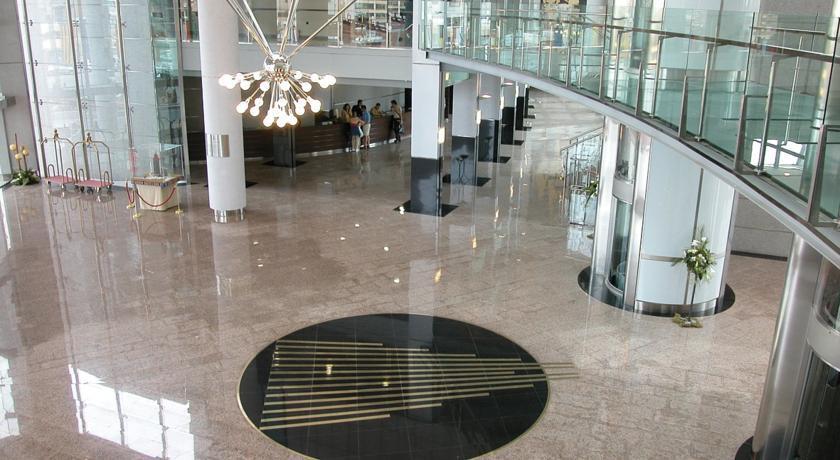Один из отелей Бенидорма