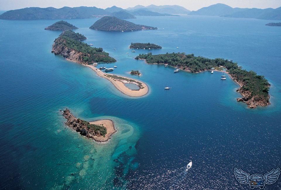Стамбул и Принцевы острова — от 330 евро!