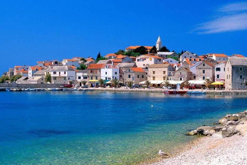 Летняя Хорватия