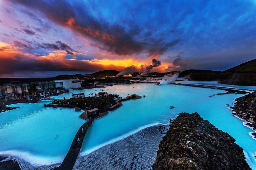 Исландия, Голубая Лагуна