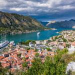 Черногория туристический регион