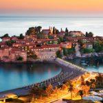 Красивый вид Черногория