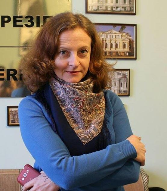 Елена Секишова