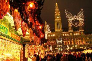 Новый год 2019 в Вене