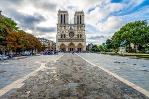 Фото собор Парижской Богоматери до пожара